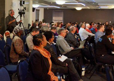 AG Johannesburg Main Event