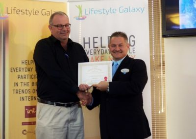 AG Johannesburg Recognition and Prizes