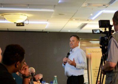 AG Johannesburg Speaker
