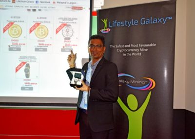 Auction Galaxy Roadshow Malaysia